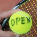 Eröffnung der Tennissaison